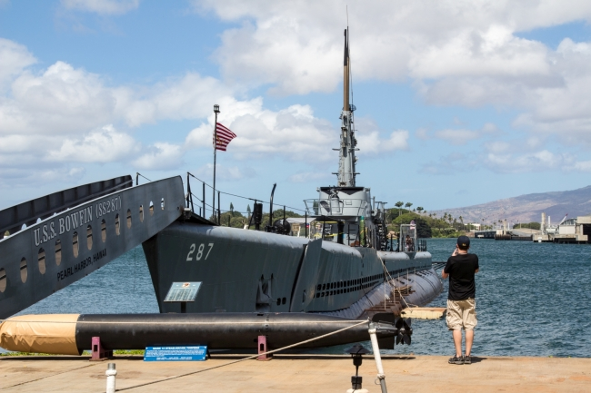 Pearl Harbor - zwiedzanie historycznej bazy