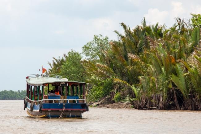 Delta Mekongu w jeden dzień