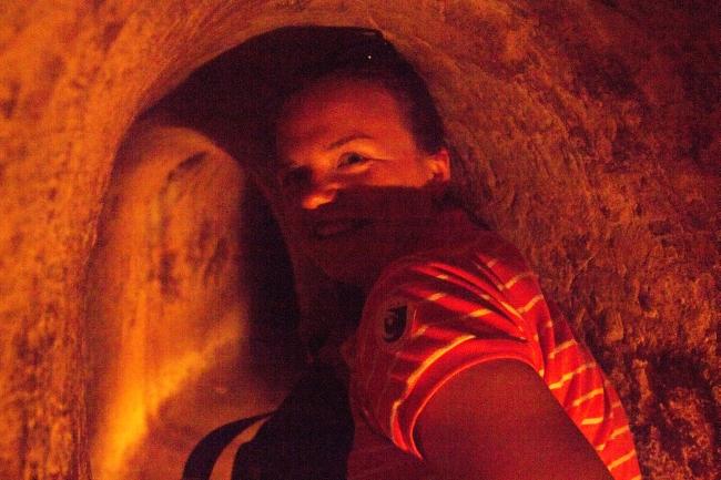 Tunele Cu Chi – krótka wycieczka