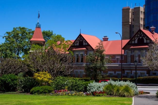miasto Perth