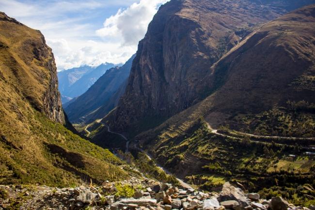 Powrót do Cusco z przygodami