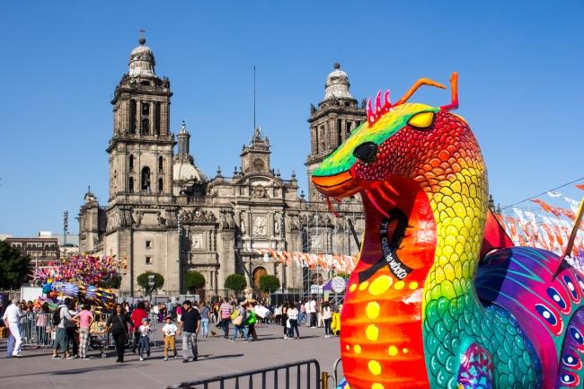Mexico City w kilka godzin, możliwe?