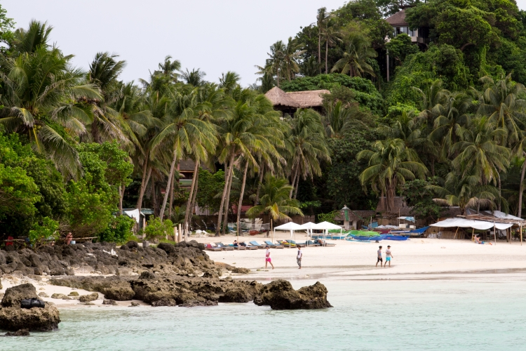 W drodze na Boracay