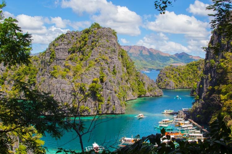 Coron - wycieczka po wyspach
