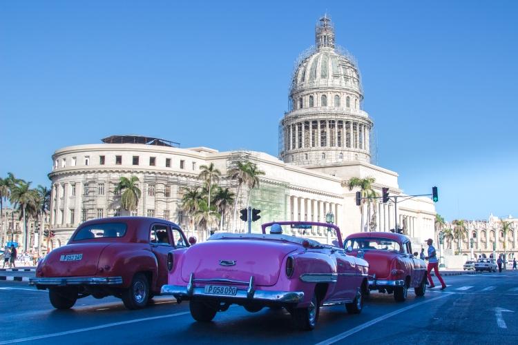 W drodze na rajską(?) Kubę