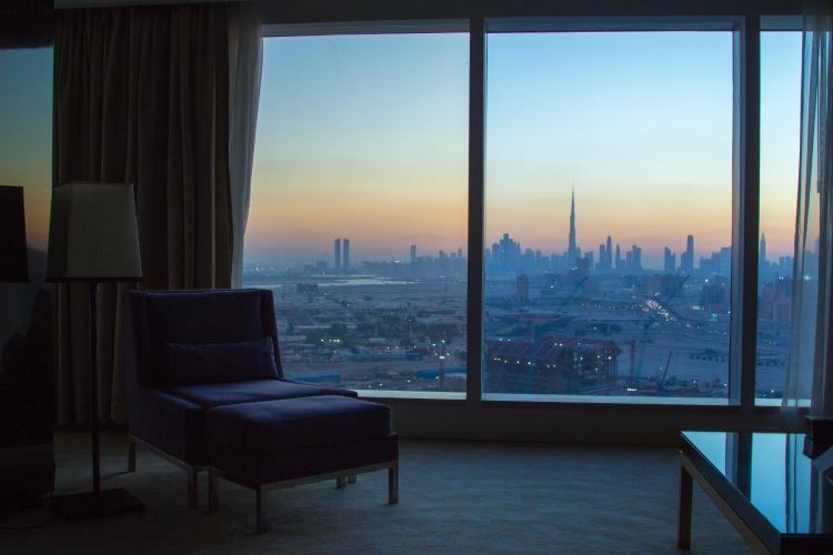 Dubaj: trzy dni relaksu przed lotem do Nowego Jorku