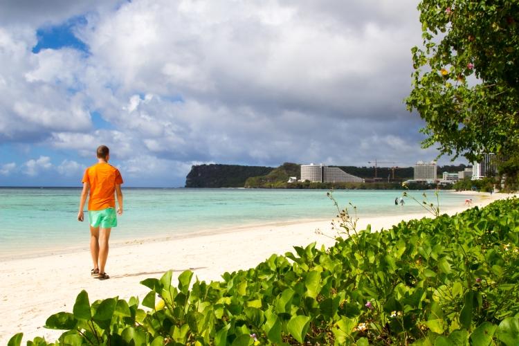 Guam! Idealne miejsce żeby nie robić nic?