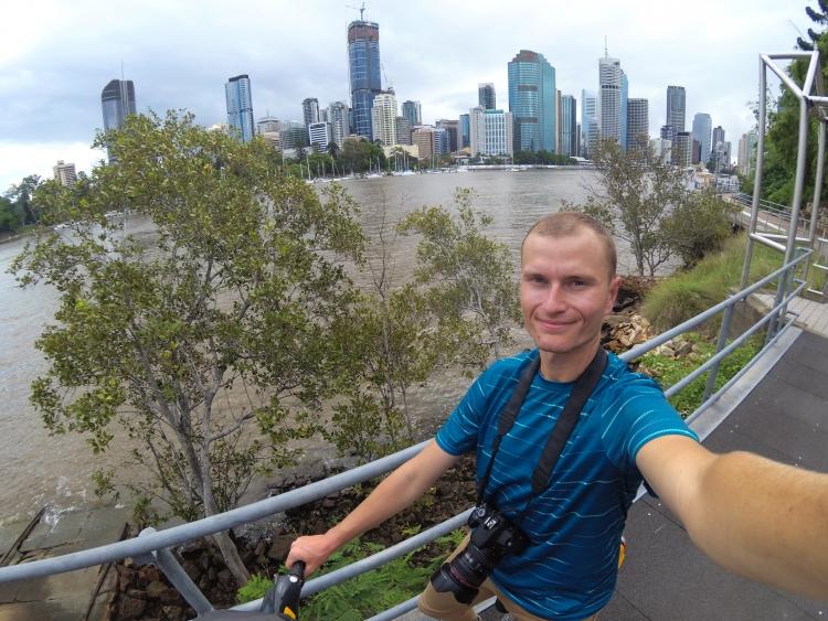 Zwiedzanie Brisbane na rowerze