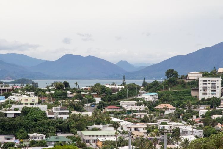 Dzień w Stolicy Nowej Kaledonii