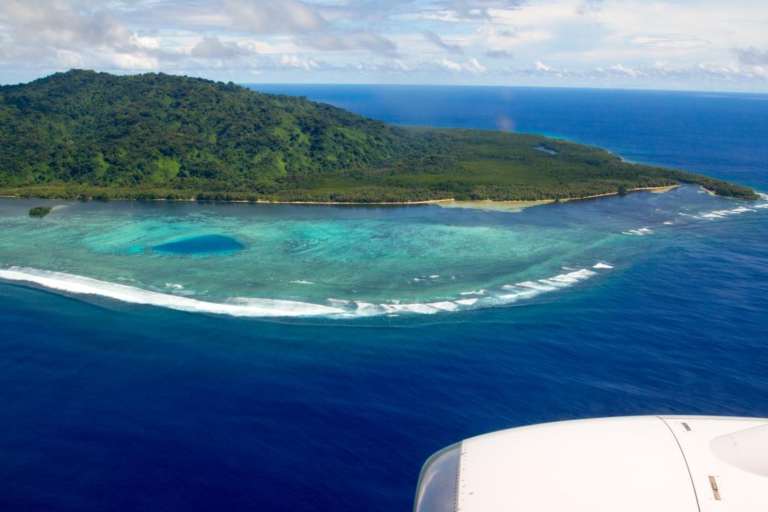 Island Hopper: z Honolulu do Hong Kongu przez wyspy Mikronezji